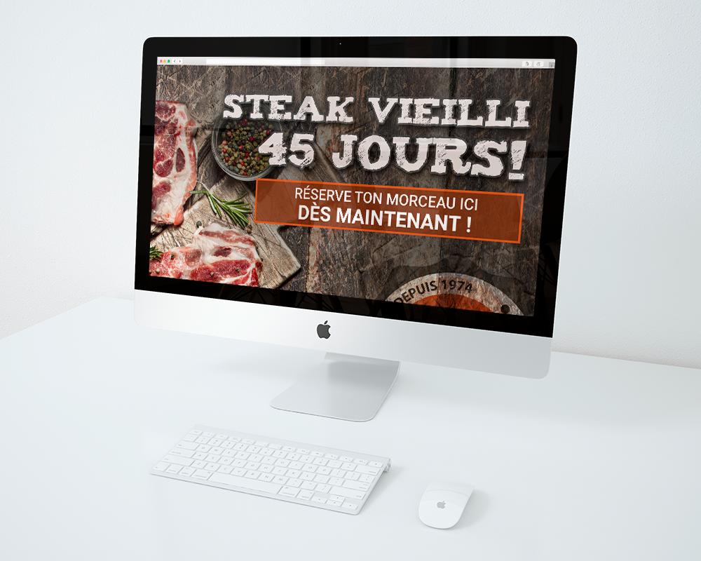 site web épicerie boucherie st-gelais