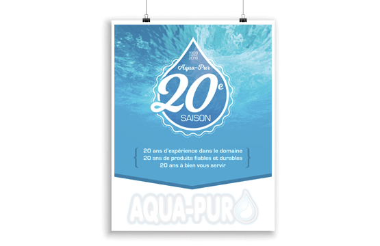 affiche aqua-pur