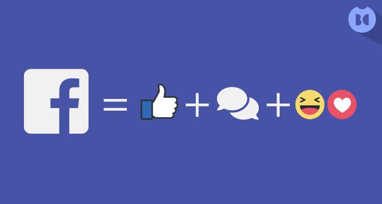 L'algorithme de Facebook : ne vous cassez pas la tête, agissez d'abord (et avant tout) avec votre cœur
