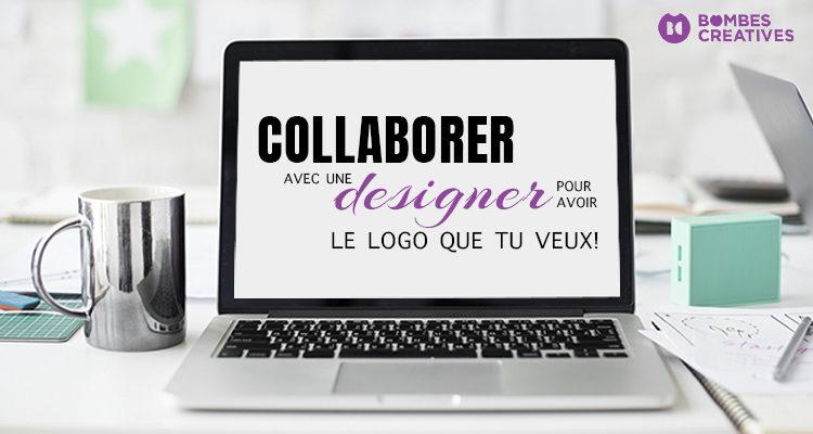 Collaborer avec une designer graphique pour obtenir le logo que TU veux!