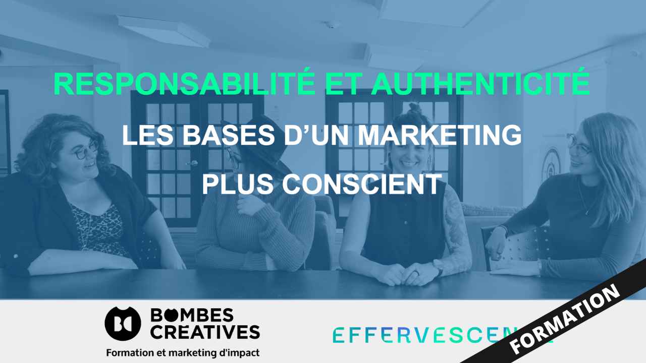 Responsabilité et authenticité : les bases d'un marketing plus conscient